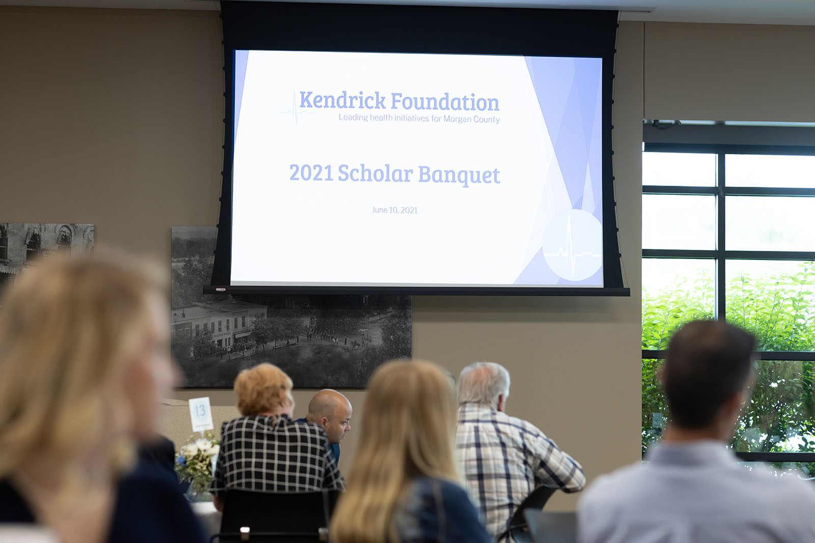 Scholar banquet slide